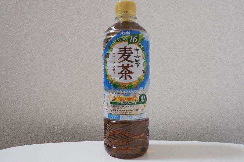 アサヒ飲料 十六茶麦茶カフェインゼロ