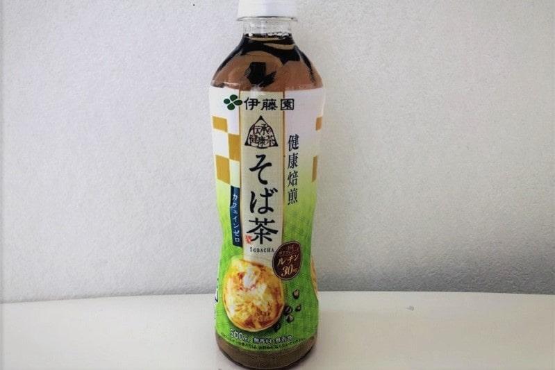 伊藤園 健康焙煎 そば茶