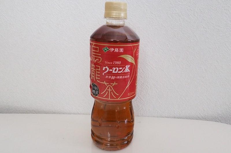 伊藤園烏龍茶650ml