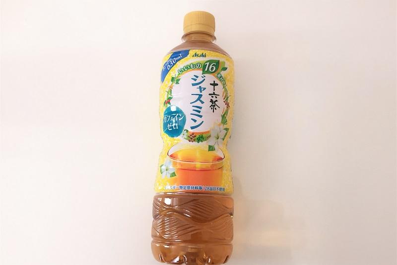 十六茶ジャスミン630ml