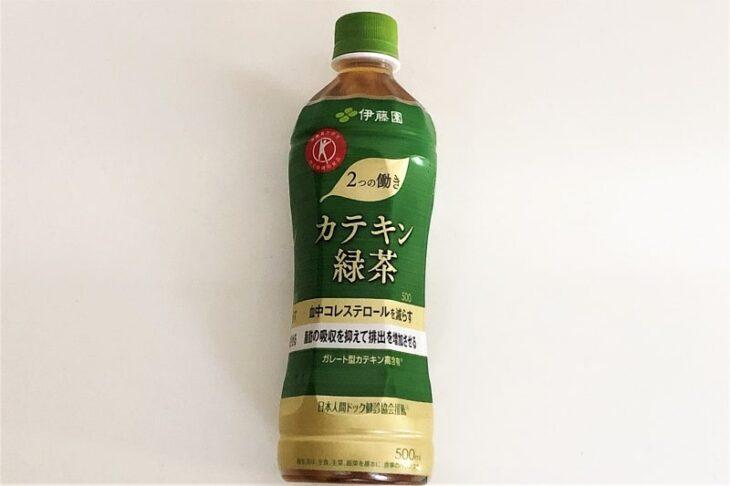 2つの働きカテキン緑茶